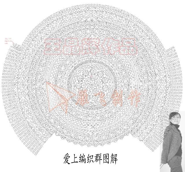 王晶辉作品:桌布衣图解