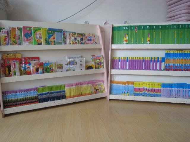 幼儿园图书角