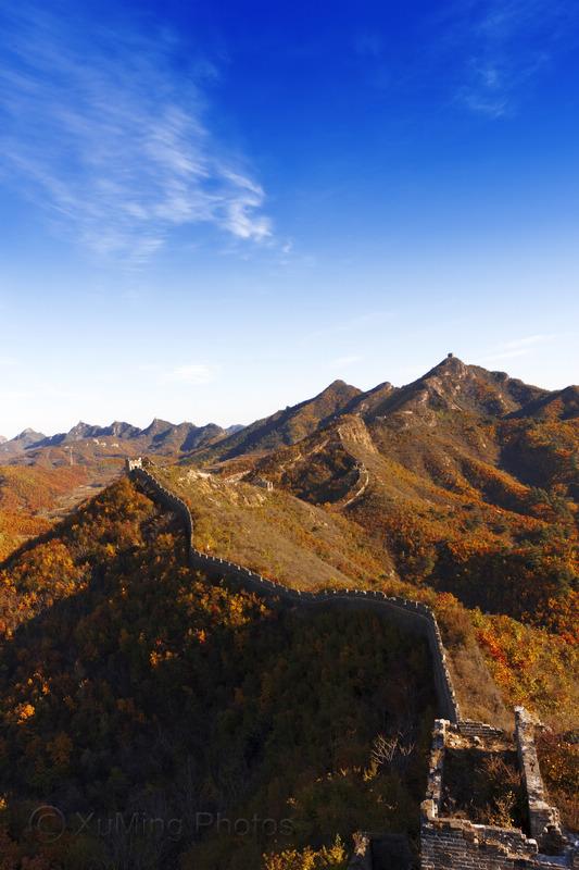 葫芦岛绥中境内的永安堡,加碑岩乡,原生态的大山里,植被覆盖率
