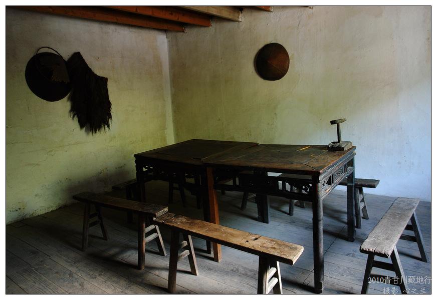 磨西古镇历史悠久,尽管岁月沧桑,从它众多的明清古建筑中人...