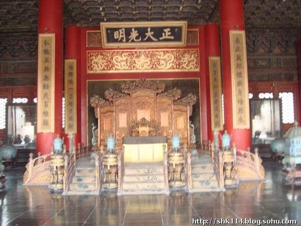 乾清宫里的龙椅, 皇上遗诏 一般放在正大光明