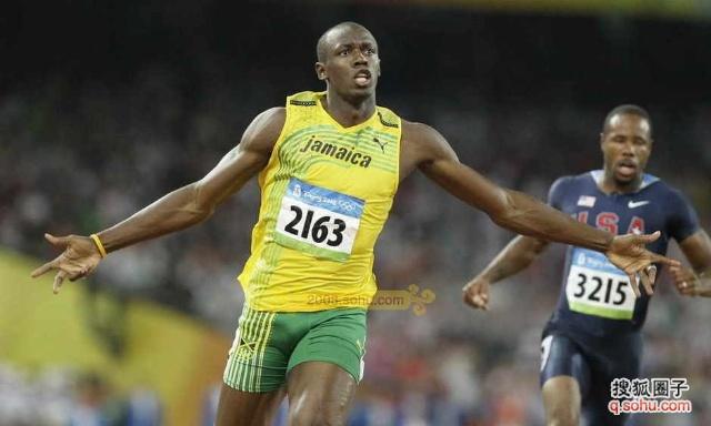 69获得第一, 理查德-汤普森(特立尼达和多巴哥)以9.