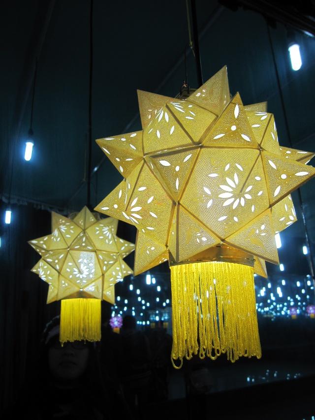 八角花灯制作方法图解