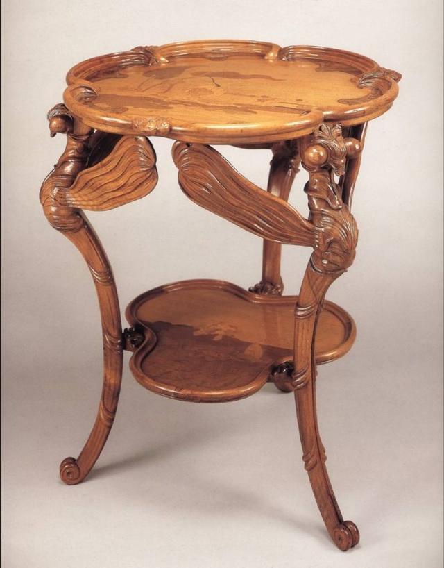 霍塔设计的家具手绘图