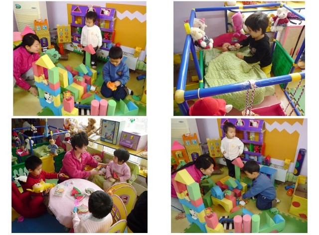 幼儿园区角布置: 益智区 2--中国幼儿教师网