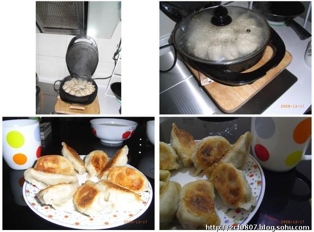 电饼铛煎饺子的做法大全图解