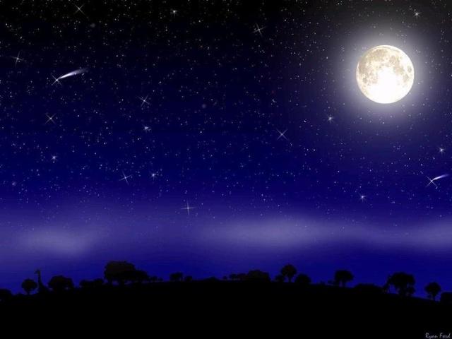 月夜星空_2009xixiangfeng