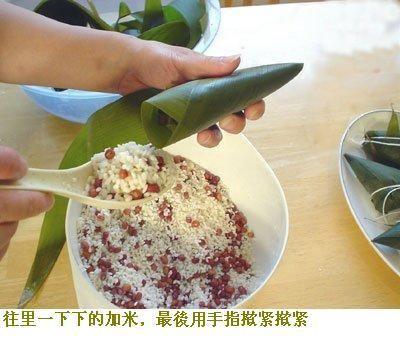 你学会包粽子了吗?_bingqingyujie