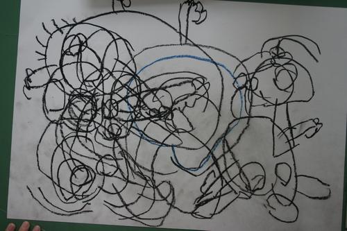 儿童画华表简笔画