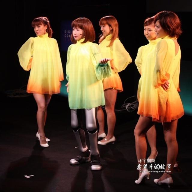 日本机器人美女机器人机器人视频美女视频