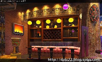 酒吧裝修效果圖,酒吧裝修圖片,四川成都酒吧裝修,主題