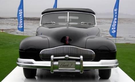 世界上第一款概念车 别克y-job高清图片